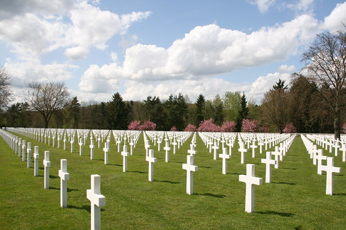 American Cemetery at Épinal