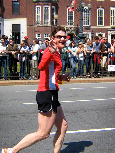 boston marathon 2008