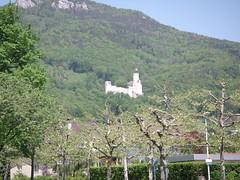 Burgruine oberhalb Oensingen
