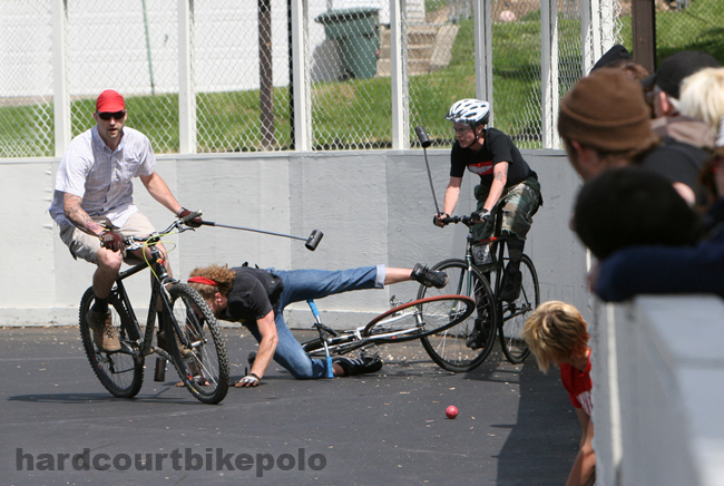 bike polo joe crash lee nick
