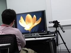 近未来テレビ会議@SONY 33