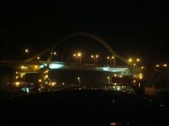 蘇澳漁港夜景