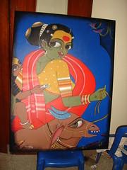 Painting @ Vekatappa Art Gallery