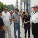 David Hudgens visit to STBC