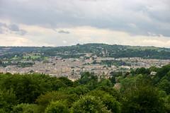 Bath (Cathy G) Tags: city england bath canon300d somerset panoramic nationaltrust bathspauniversity bathuniversity priorpark viewfromthehill cityofbath ralphallendrive
