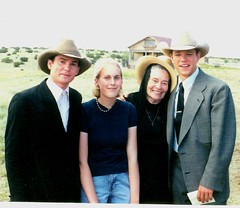 ALL THE PRETTY HORSES MATT DAMON (Jo-An DeArk Torres RGDC Alameda/CC) Tags: mom movies eulogy