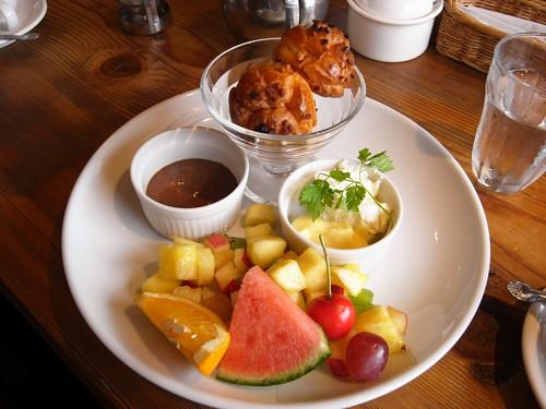 旬のフルーツcafe もんちっち3-11