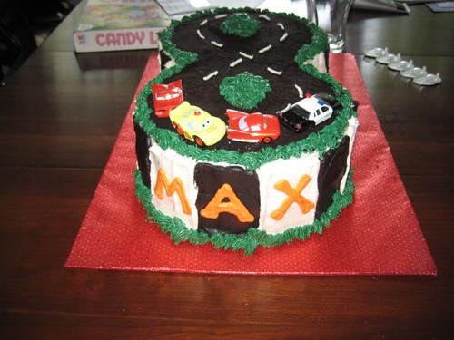 Max and Stella's cake