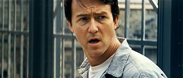 Edward Norton as Bruce Banner
