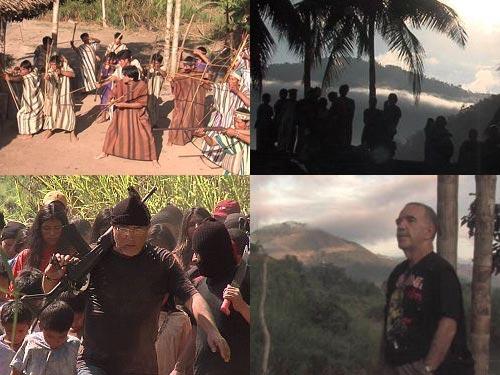 """Imagenes de """"Ashaninka"""" la película de José María """"Chema"""" Salcedo"""