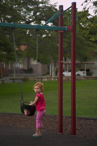 Eloise at the Playground