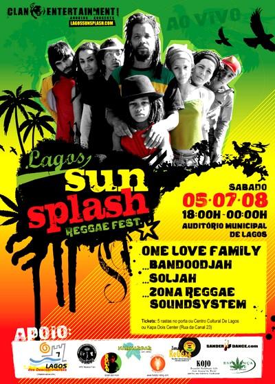 Lagos Sunsplash Reggae Fest 2008