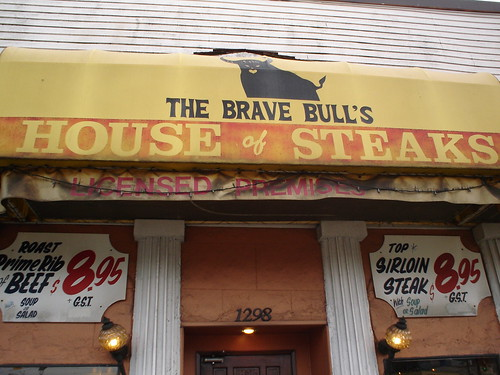 SteakCamp @ The Brave Bull