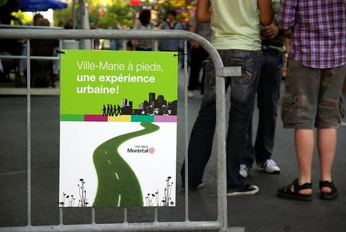 Une expérience urbaine!
