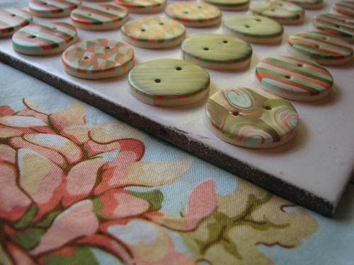 Buttons in progress