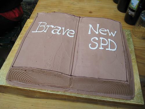 An SPD cake