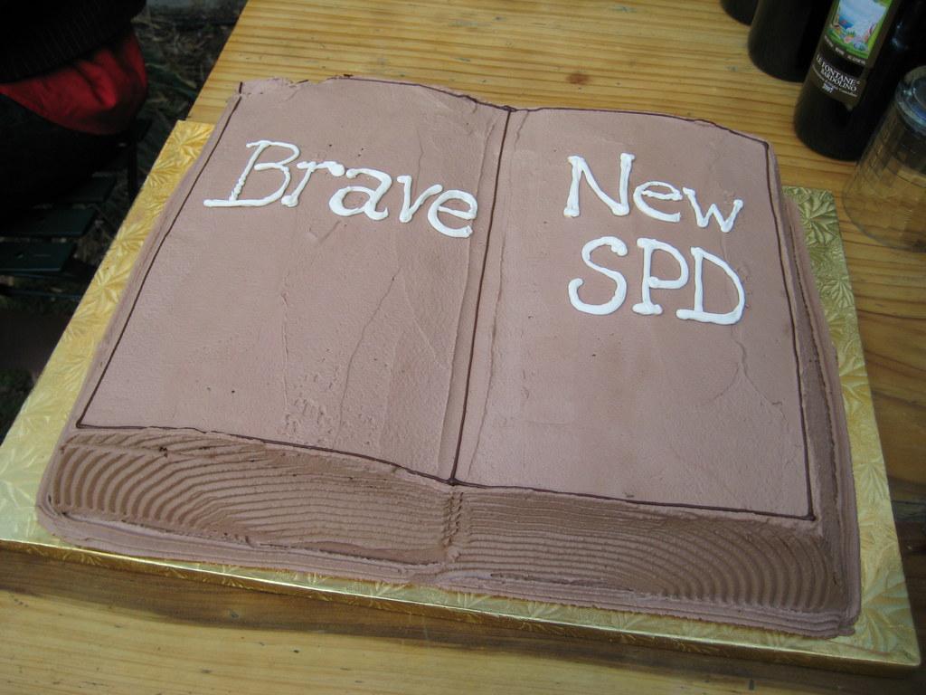 BRAVE NEW SPD