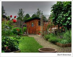 My Garden (Bert Boerma) Tags: garden landscape bert hdr boerma onlythebestare
