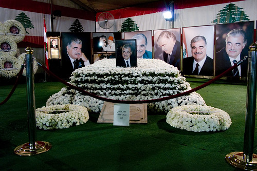 assasination of rafik hariri