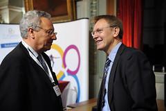 Teadusvolinik Janez Potocnik EURAXESS konverentsil