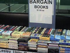 bargain books are teeny tiny (alist) Tags: alist cambridgema 02139 robison alicerobison ajrobison