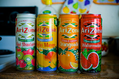 Day 47 of 365 (ZekaG) Tags: big can watermelon cans softdrink orangeade kiwistrawberry project365 fruitflavored muchomango vitamincfortified arizonetea