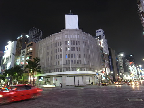 Ginza crossing 24mm