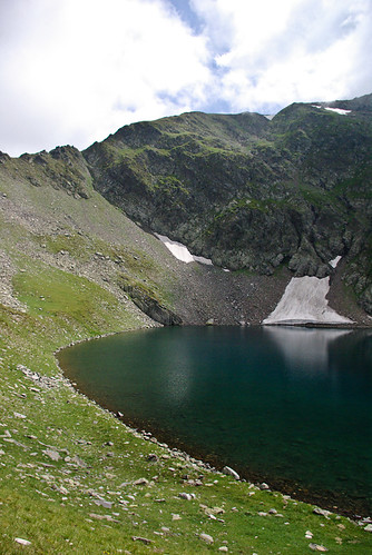 Beautiful Rila Mountain