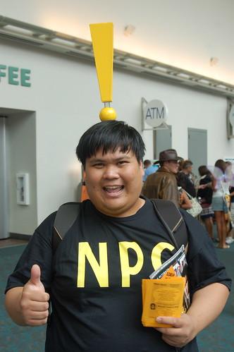 Comic Con 2008: Quest Giver