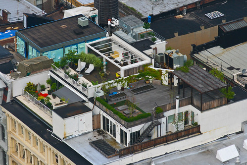 2718753960 69a93e0769 Rooftop Gardens in New York City