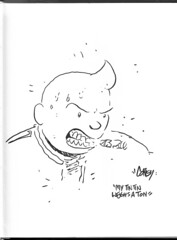 04-corey-barba (Leigh Walton) Tags: sketchbook tintin herg coreybarba sdcc08