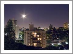 LUA ESTRELA / STAR MOON (Gutemberg Ostemberg) Tags: brazil brasil night slow south portoalegre poa riograndedosul sul gutemberg