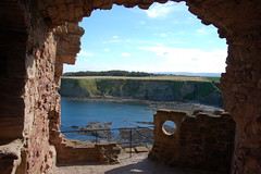 Tantallon Castle (James.Stringer) Tags: scotland lothians