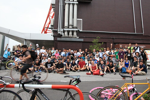 The 10th Tokyo Bike Meetup