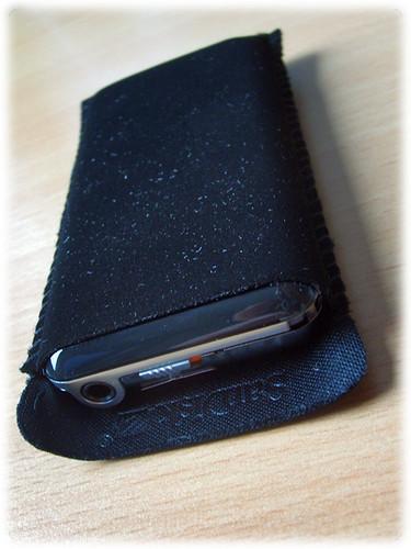 SanDisk Sansa e260 4GB slipcover