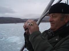 Gunnar fotograferer Tove og Bent (pingvin2007) Tags: grnland ilulissat isbjerge