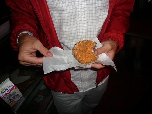 Butterfinger Donut