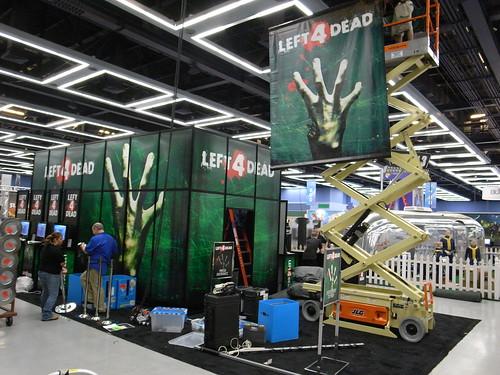 Left 4 Dead Penny Arcade Expo