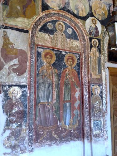 Katholikon, Xenophontos Monastery