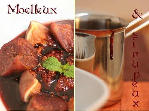 Moelleux & sirupeux