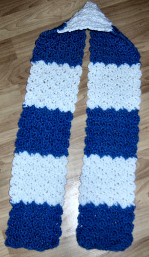 Knitting Olympics Ravelry : Ravelry bev s special olympics scarf pattern by beverly a