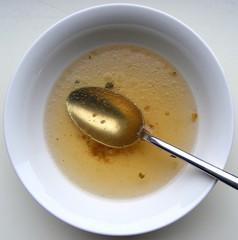 shiitake bouillon