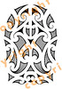 Maori shoulder tattoo 2 Another Maori shoulder