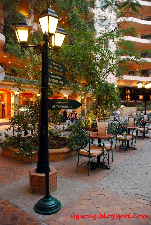 Steigenberger Nile Palace Hotel - Luxor