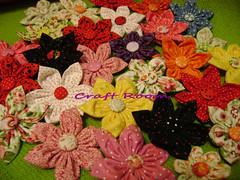 Mar de flores...
