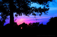 Magical Sunset (SP) Tags: pictures park blue trees sunset summer sky cloud sun tree nature beauty river landscape photo nice md san colorful photos picture maryland pg magical anacostia riverdale pgc myfather princegeorgescounty anacostiariverpark magicalsunset sawir aplusphoto princegeorgecounty summer2008 sawiro flickrlovers outdoorsmaryland