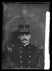 Alfred Dreyfus (George Eastman House) Tags: portrait bw uniform formal 1900 georgeeastmanhouse alfreddreyfus dreyfusaffair color:rgb_avg=474747 captainalfreddreyfus williammvanderweyde captaindreyfus geh:accession=197400560410