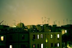 tetti del pigneto (*{m@in Vcchi@} *) Tags: cross romano process verrecchia