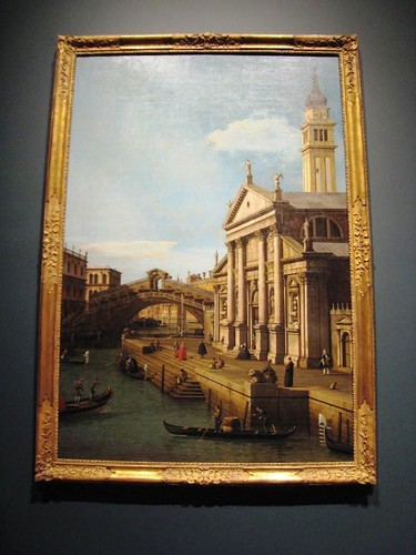 Canaletto in NCMA