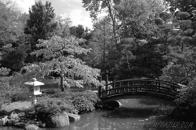 Pond Strolling Garden